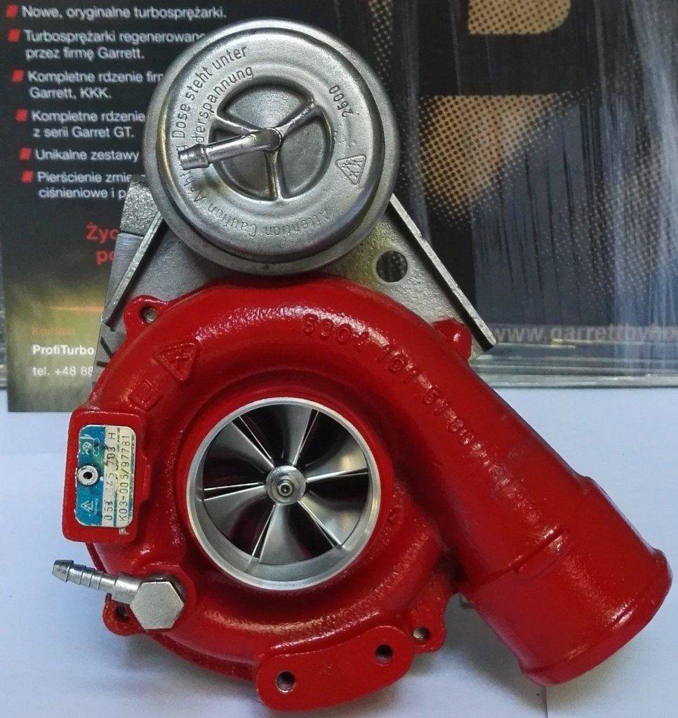 Hybrid Turbo Stage 3 1.8T K03 Audi A4, A6, VW Passat