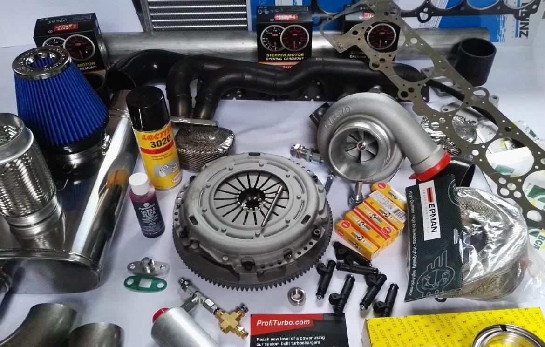 Complete Bmw Turbo Kit M50 M52 M54 Engine