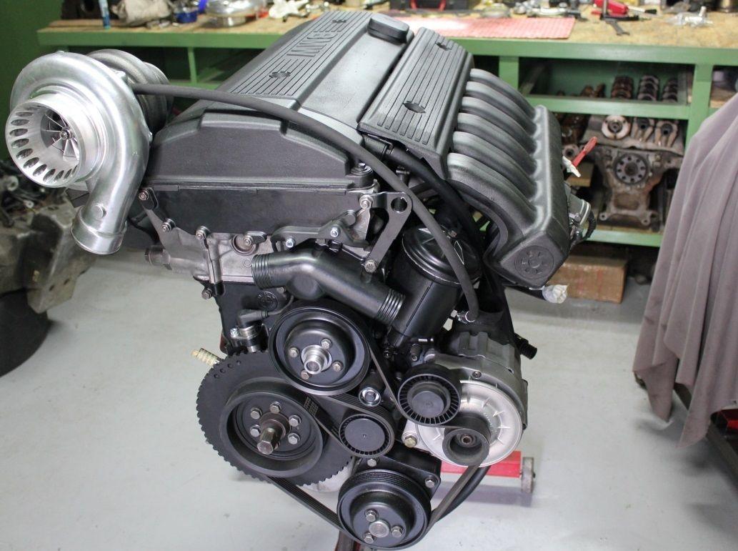 Turbo Exhaust Manifold BMW M50, M52, M54