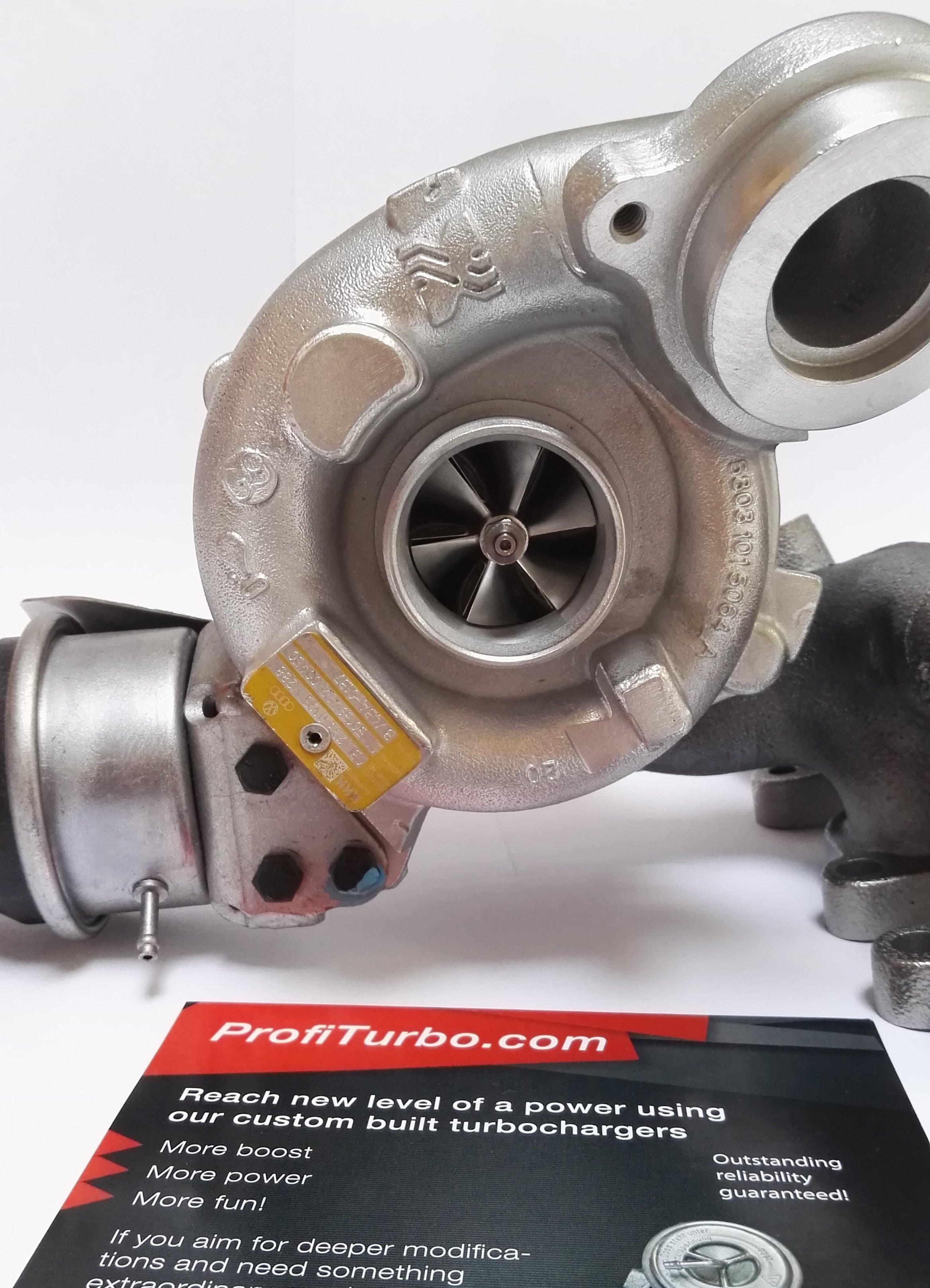 Kkk Turbo Upgrade 20tdi Cr Cbaa Cbab Cbab Cbda Cbdb Audi A3