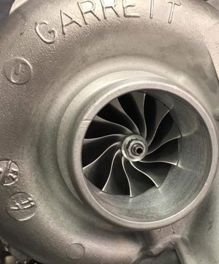 Upgraded Turbo GTB2571VK Stage3 MFS GEN II BMW 530D E60/E61, 330D E46, 730d  E65, X3 3 0d E83, X5 3 0d E53
