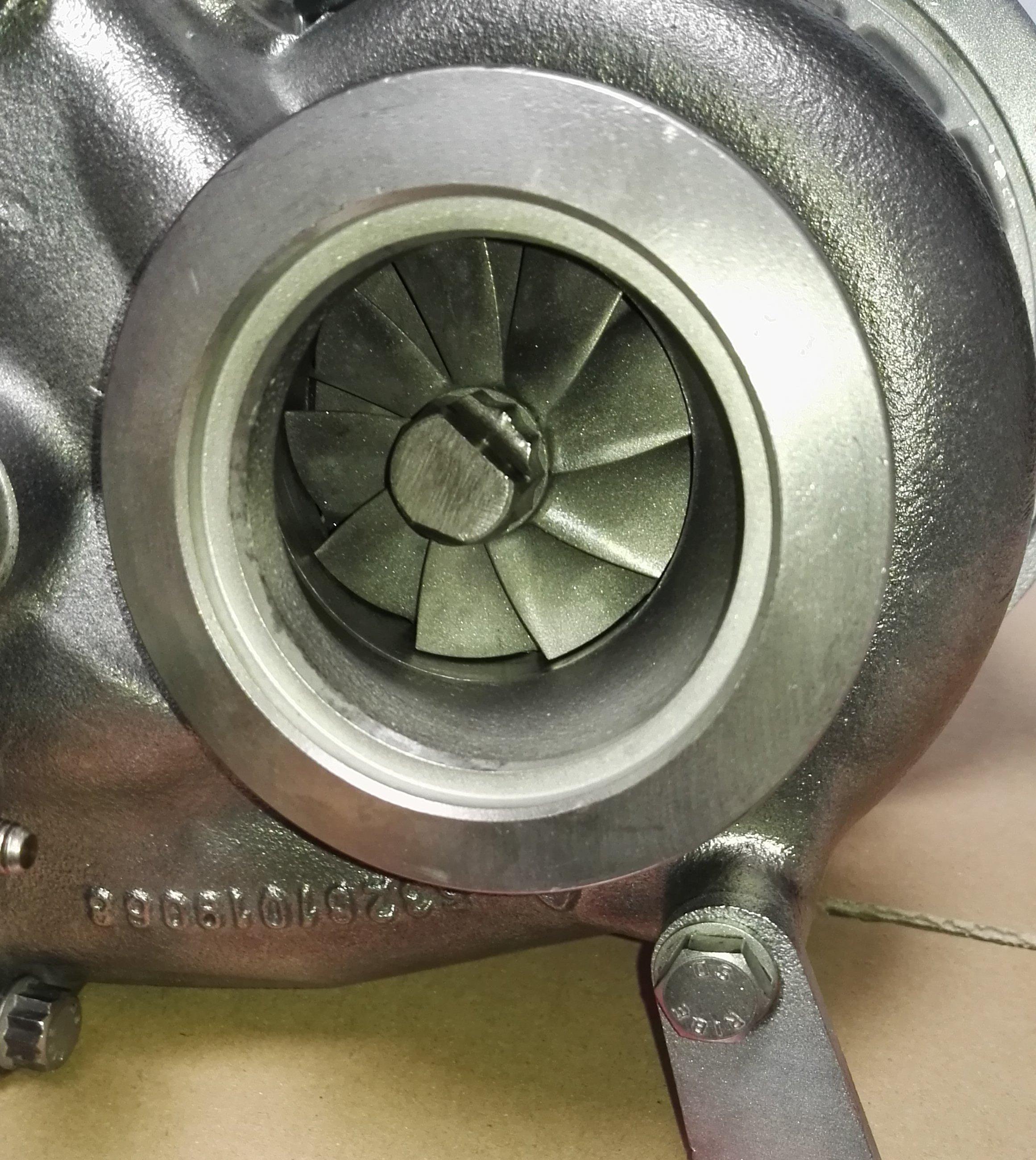Stage3 Upgraded Turbo BMW 335d (E90/E91/E92), 535d (E60/E61), 635d  (E63/E64, X3 3 0sd(E83), X5 3 0sd(E70), X6 35dx(E71)
