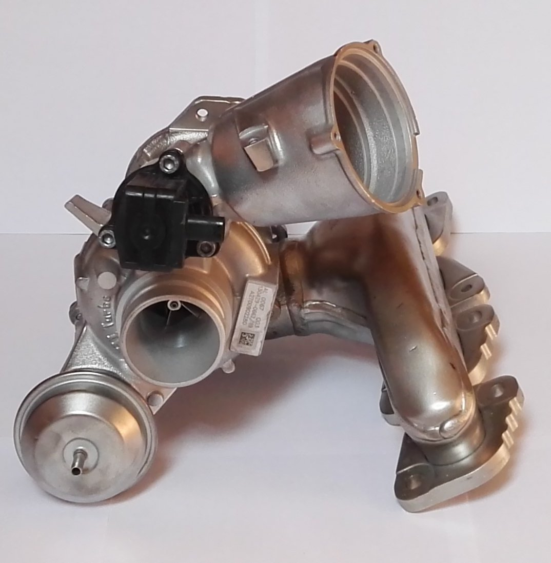 Electric Turbocharger Mercedes: Upgraded Turbocharger Mercedes GLA200, A180, A200, B180